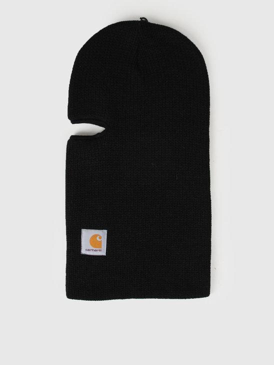 Carhartt WIP Storm Mask Black I025394-8900