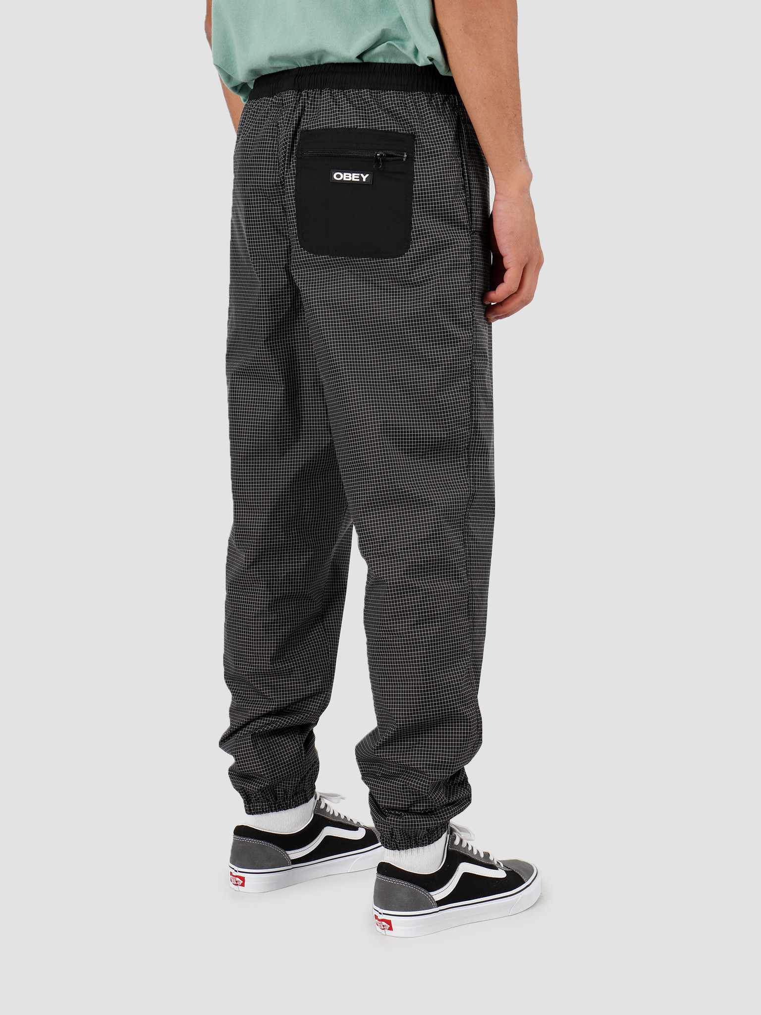 Obey Obey Easy Nore Pant Black 142020144-BLK