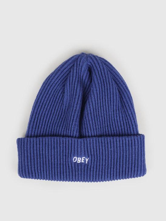 Obey Hangman Beanie Royal 100030102-RYL