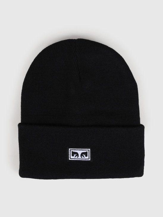 Obey Icon Eyes Beanie Black 100030132-BLK