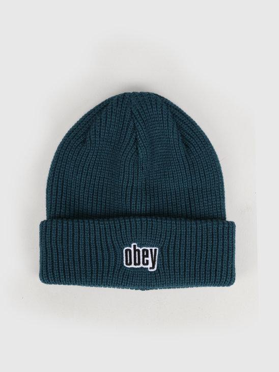 Obey Jungle Beanie Pine 100030139-PNE
