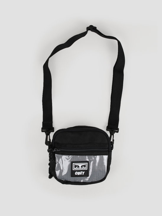 Obey Conditions Traveler Bag II Black 100010117-BLK