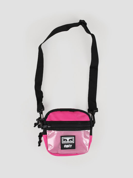 Obey Conditions Traveler Bag II Magenta 100010117-MAG