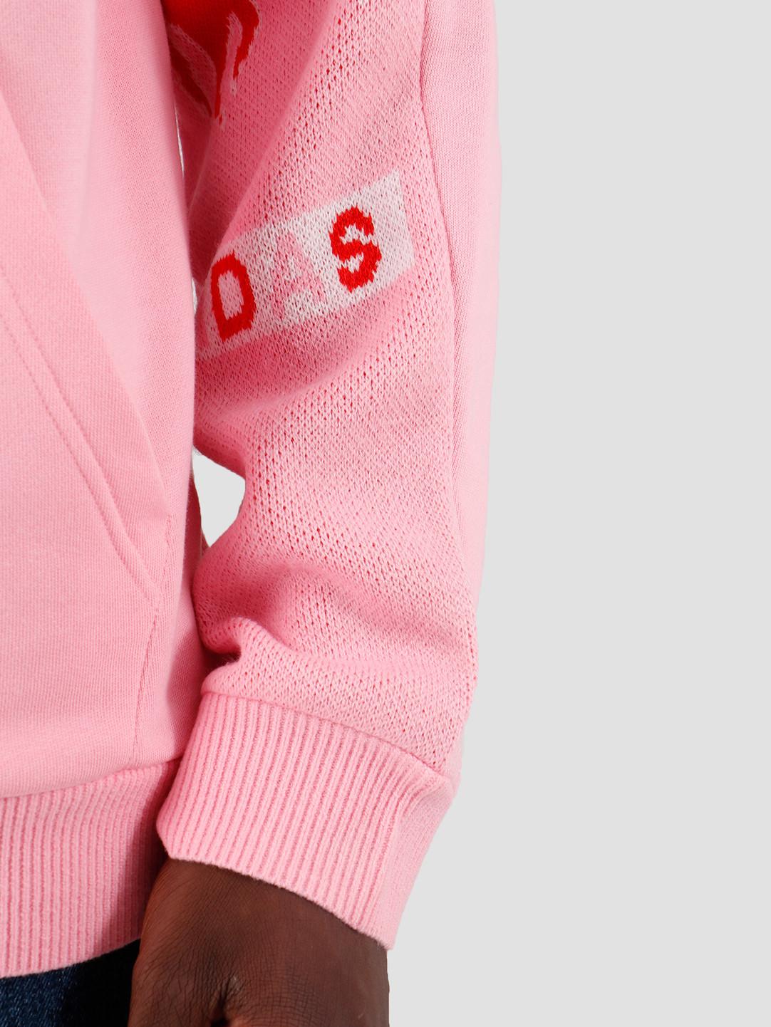 Adidas Real Scarf Hoodie Rose Pink ED7007