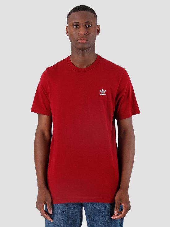 adidas Essential T-Shirt Cburgu Collegiate Burgundy FQ3341