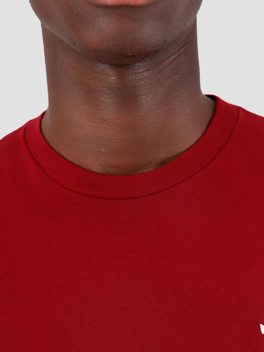 adidas adidas Essential T-Shirt Cburgu Collegiate Burgundy FQ3341
