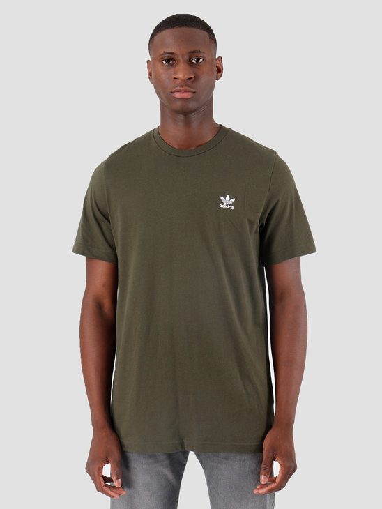 adidas Essential T-Shirt Ngtcar Night Cargo FQ3342