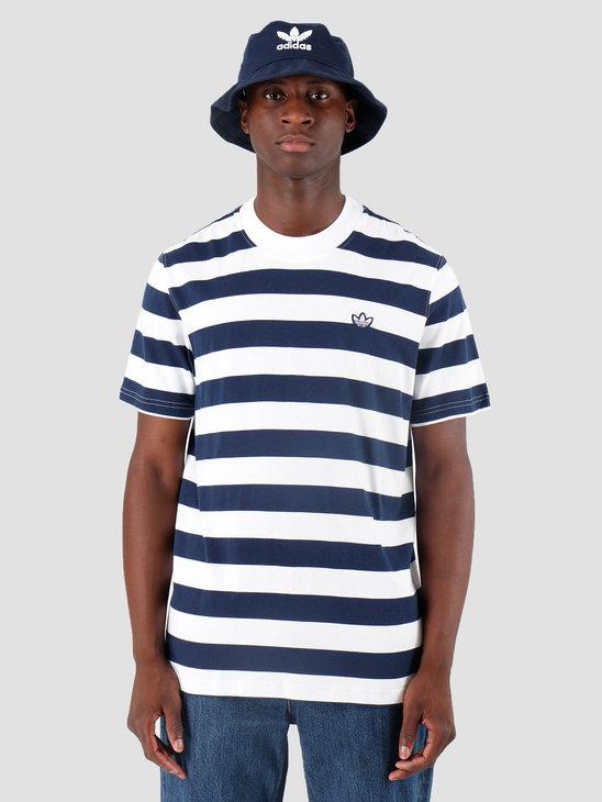 adidas Stripe T-Shirt Nindig White EC9304