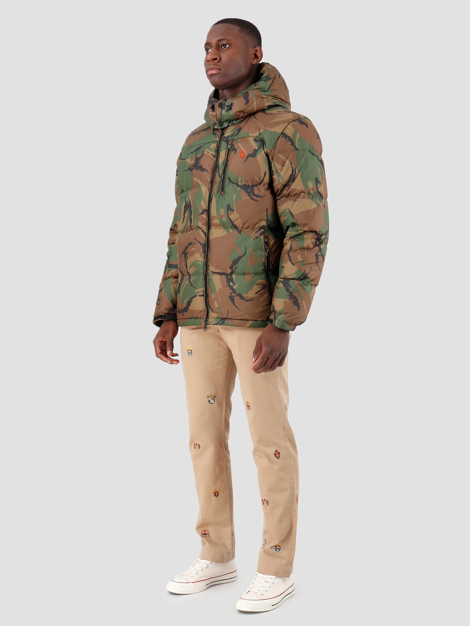 Polo Ralph Lauren Polo Ralph Lauren El Cap Jacket Down Fill Multi 710758735002