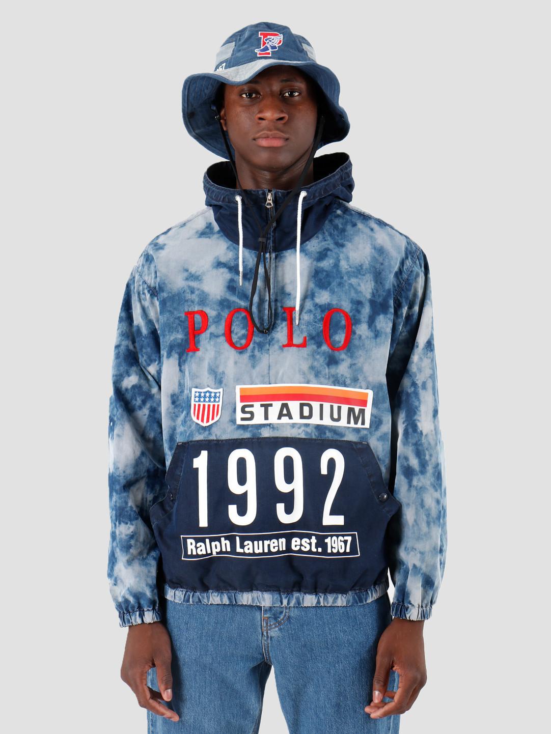Polo Ralph Lauren Polo Ralph Lauren Popover Jkt Denim Jacket Wyattson 710752844001