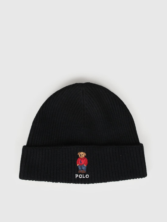Polo Ralph Lauren Polobear Hat Black 449775528001