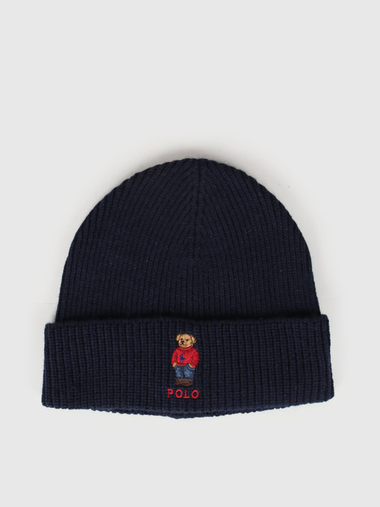 Polo Ralph Lauren Polobear Hat Blue 449775528003