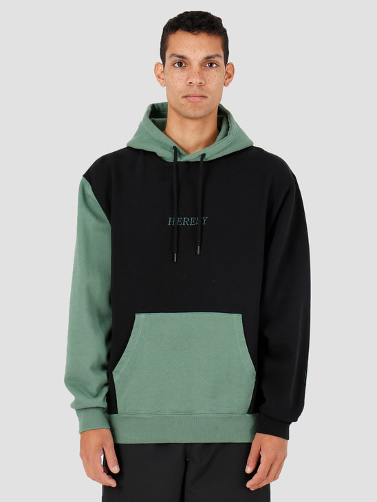 Heresy Panel Hood Black Green HAW19-S01