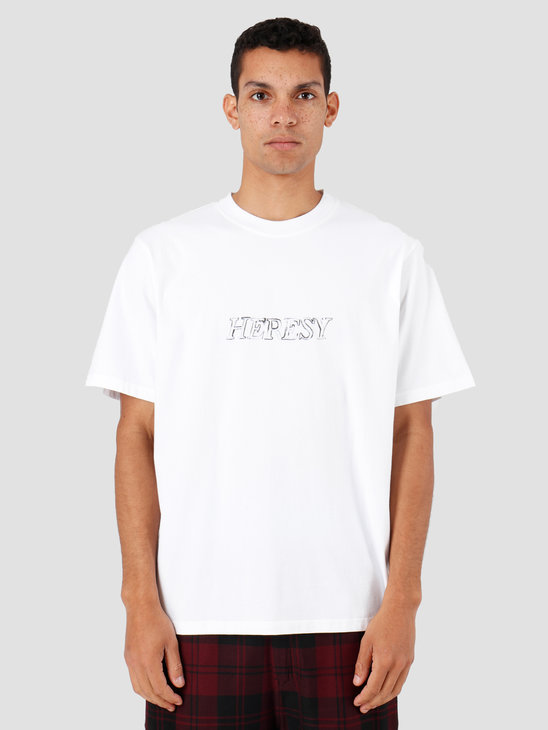 Heresy Flora T-Shirt White HAW19-T04W