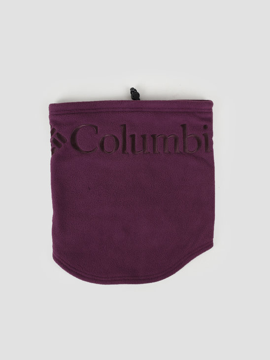 Columbia CSC Fleece Gaiter Black Cherry 1806561522