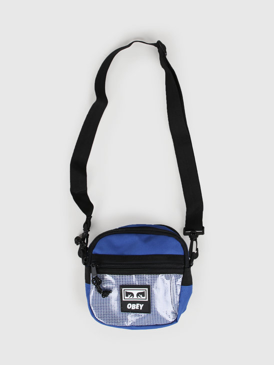 Obey Conditions Traveler Bag II Blue 100010117-BLU