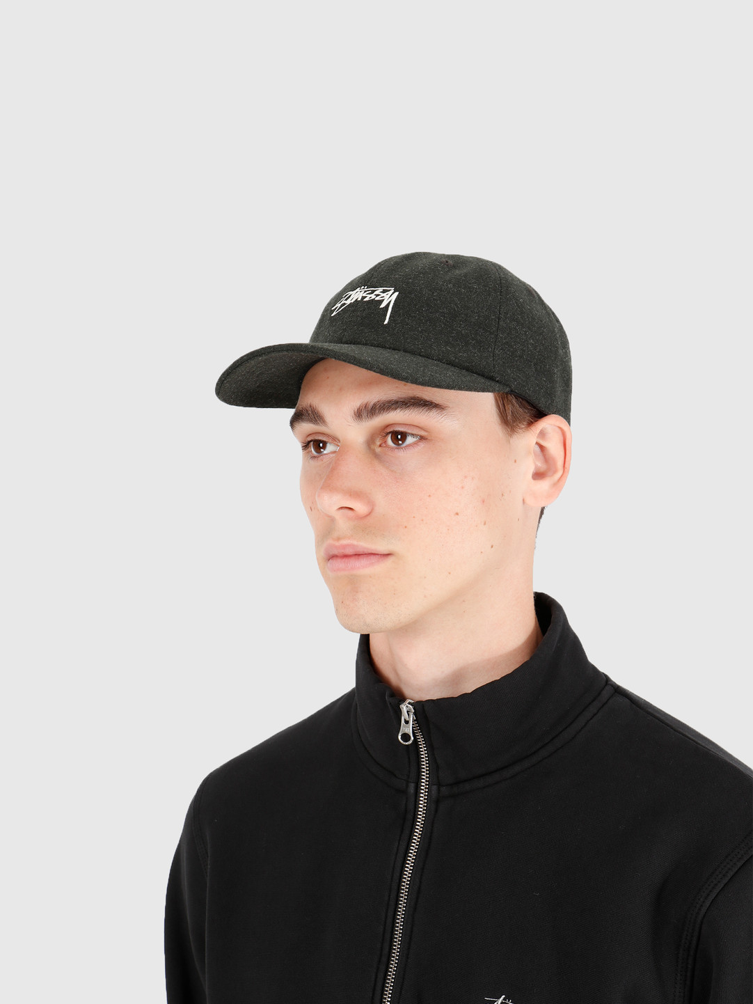 Stussy Stussy Suiting Low Pro Cap Green 131905