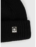 Obey Obey Micro Beanie Black 100030125