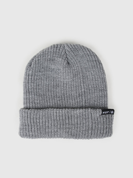 HUF Usual Beanie Grey Heather BN00060