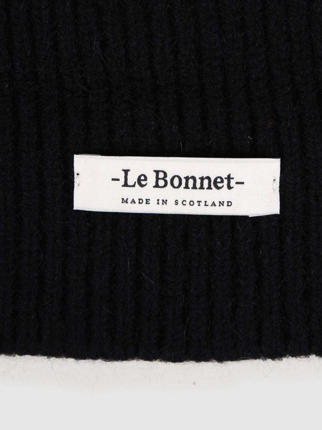 Le Bonnet Le Bonnet Beanie Onyx