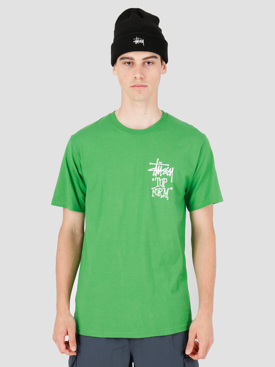 Stussy Top Form T-Shirt Kelly 1904434