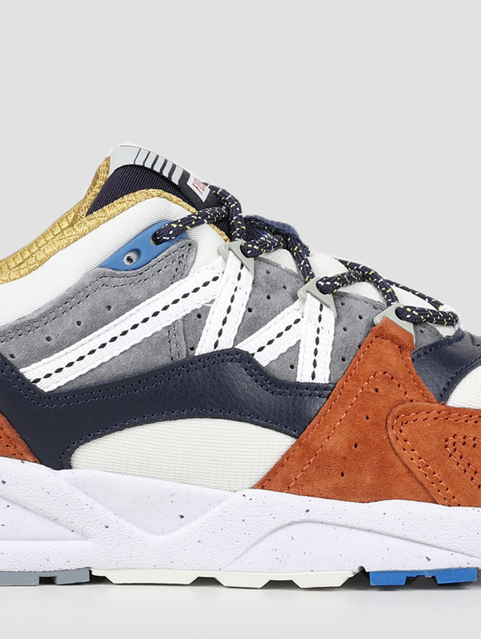 Karhu Karhu Fusion 2.0 Leather Brown Night Sky F804062