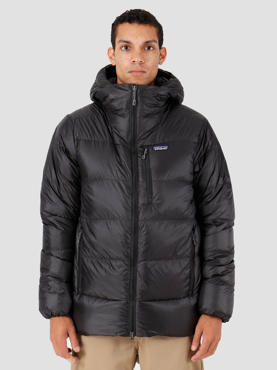 Patagonia Fitz Roy Down Parka Black 84571