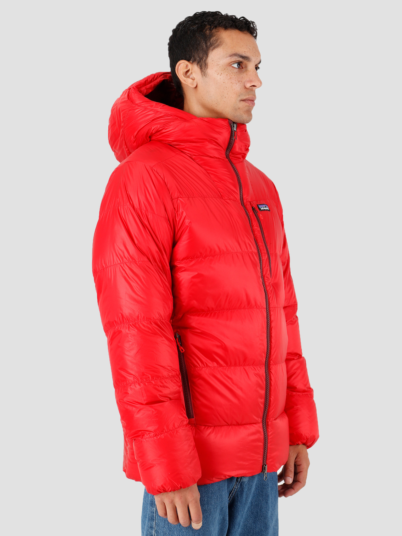 Patagonia Patagonia Fitz Roy Down Parka Fire Oxide Red 84571