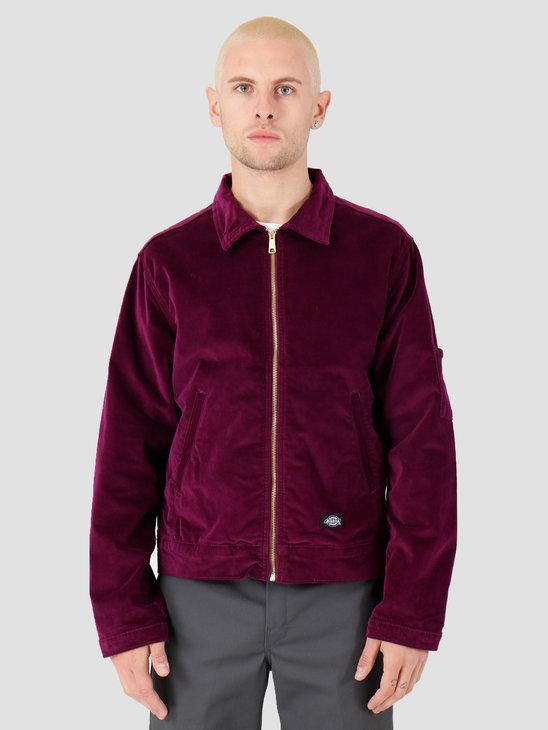 Dickies Garrison Jacket Aubergine DK720355AUB1