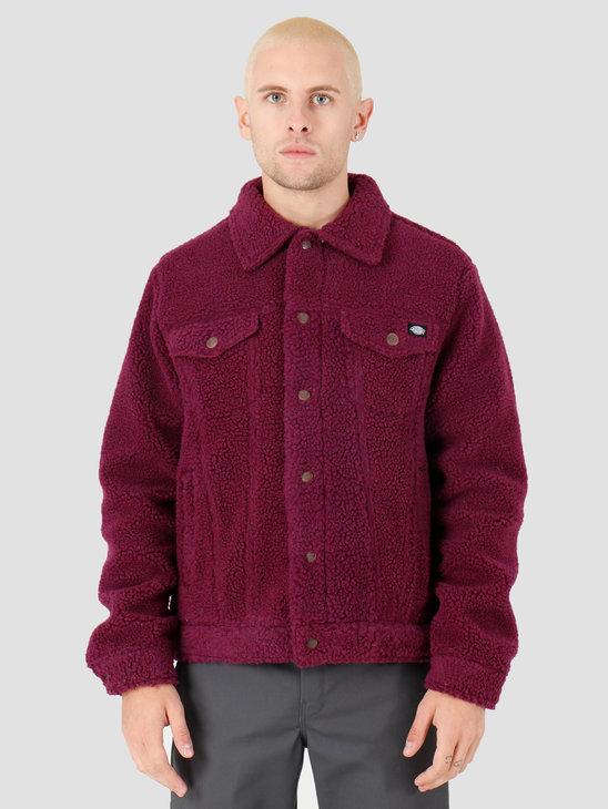 Dickies Cawood Jacket Aubergine DK720351AUB1
