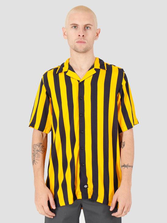Dickies Roslyn Longsleeve Shirt Custard 05 200340-CUS