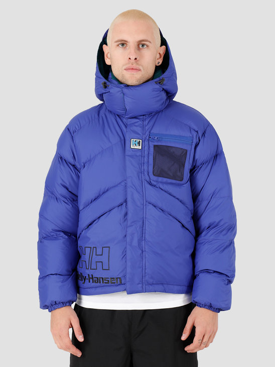 Helly Hansen Heritage Reversible Puffer Jac 634 Heritage Blue 53353