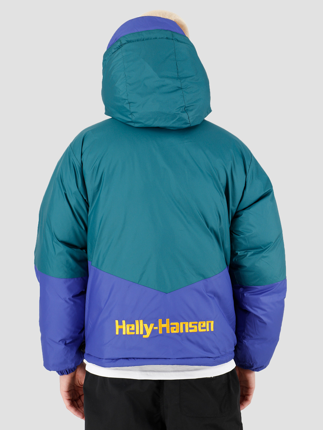 Helly Hansen Helly Hansen Heritage Reversible Puffer Jac 634 Heritage Blue 53353