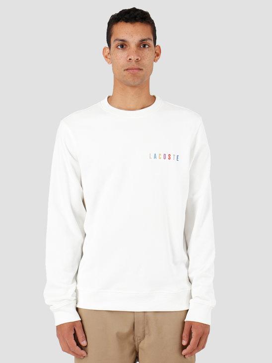 Lacoste 1HS1 Sweatshirt Flour SH8583-93