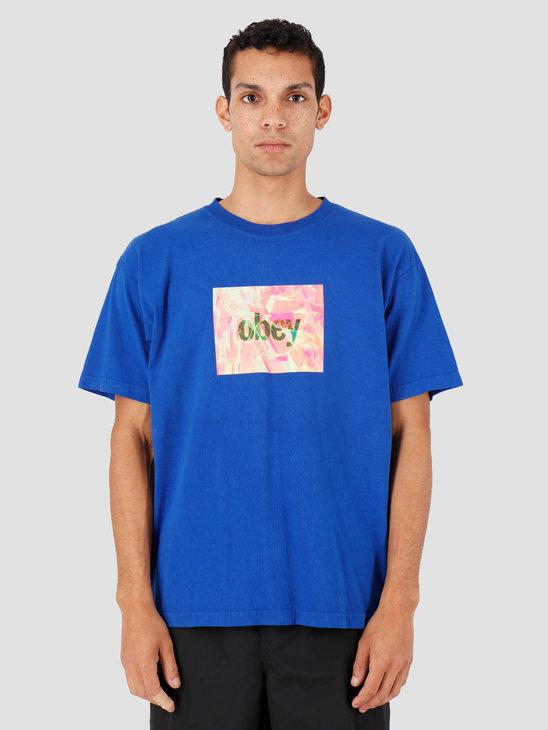 Obey Petrified Royal Blue 166912050-RYL