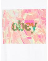 Obey Obey Petrified White 166912050-WHT