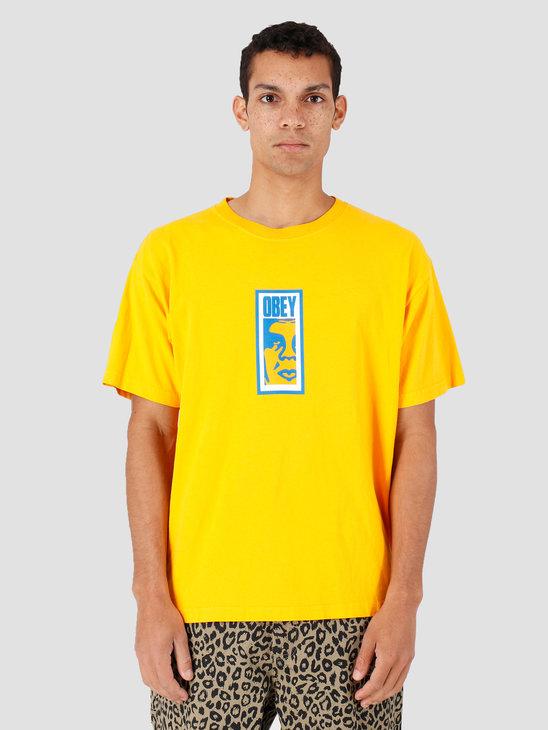 Obey Slim Icon Gold 166912043-GLD