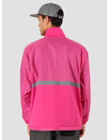 Obey Obey Nore Pop Over Anorak Fuchsia 121800379-FUS