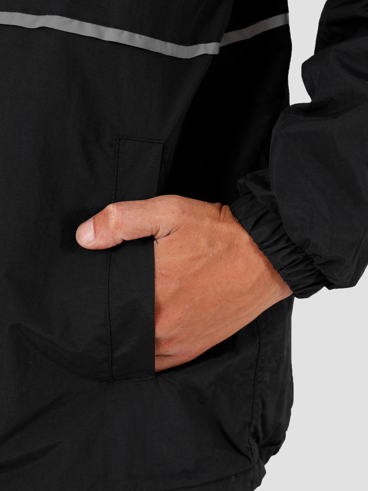 Obey Obey Prone Jacket Black 121800376-BLK