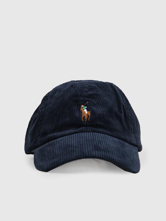 Polo Ralph Lauren Classic Sport Cap Navy 710759460001