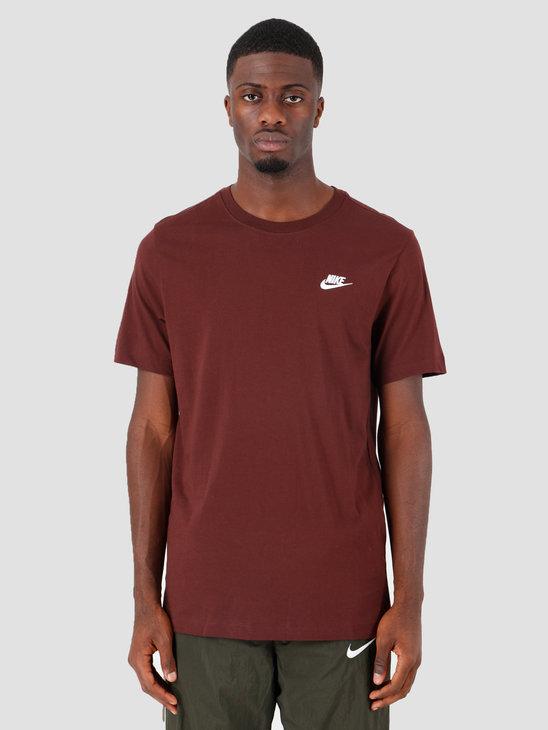 Nike Sportswear Club T-Shirt El Dorado White Ar4997-233