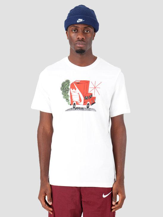 Nike Sportswear T-Shirt White Ci6312-100