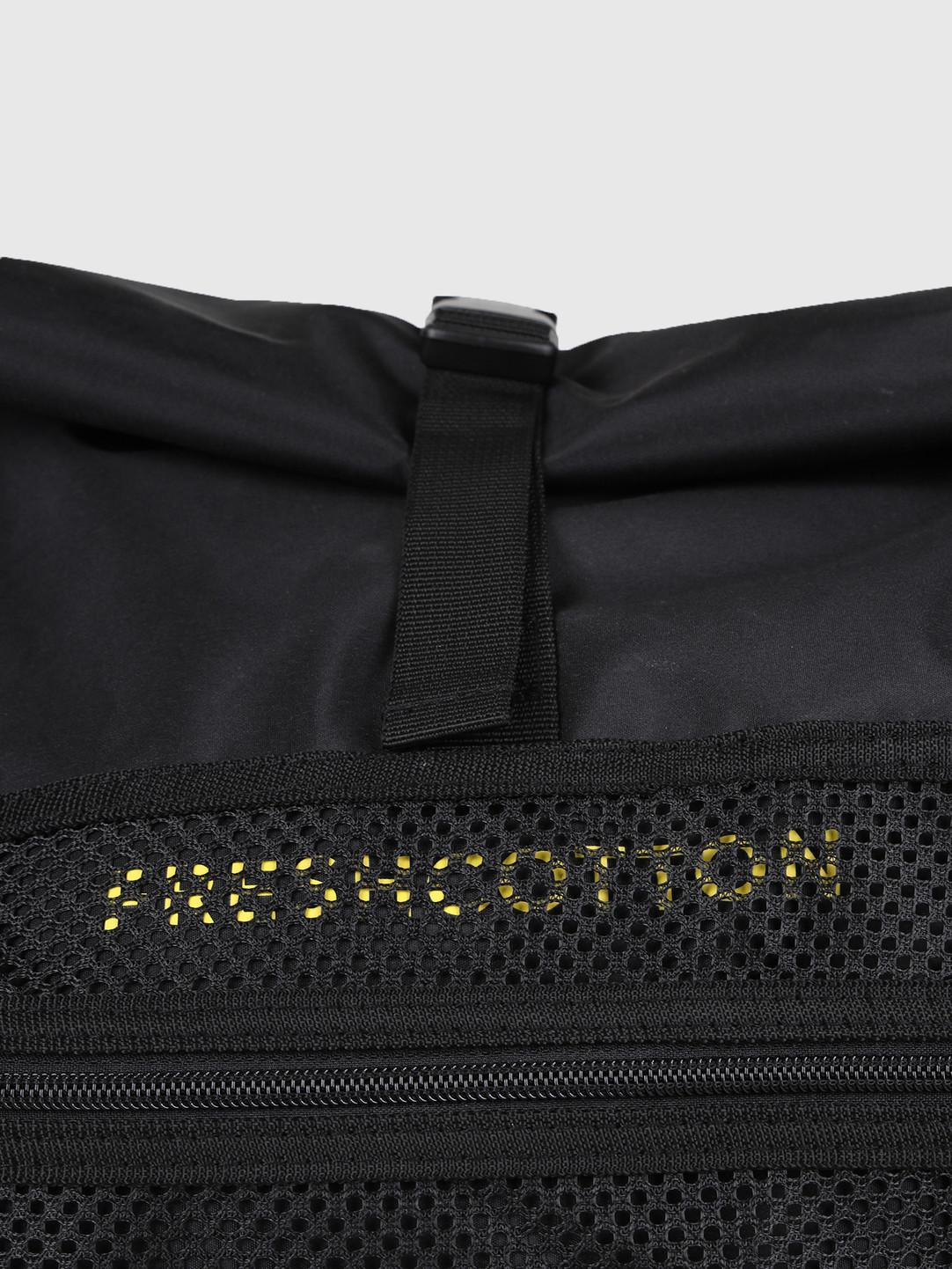 FRESHCOTTON x ADE FRESHCOTTON x ADE Backpack Black