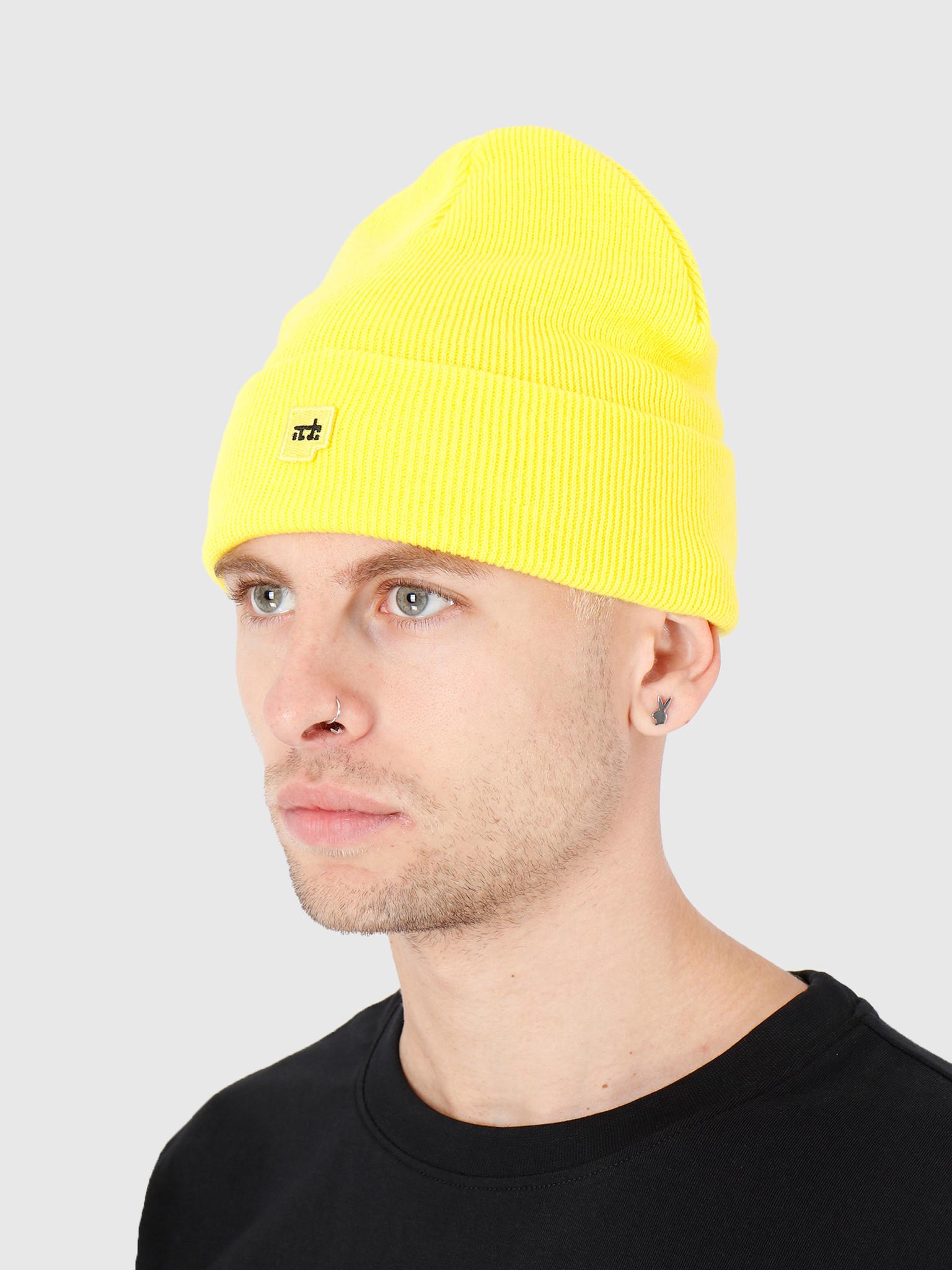 FRESHCOTTON x ADE FRESHCOTTON x ADE Beanie Yellow