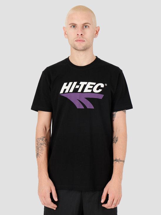 Hi-Tec Radney T-Shirt Black A9HAM041