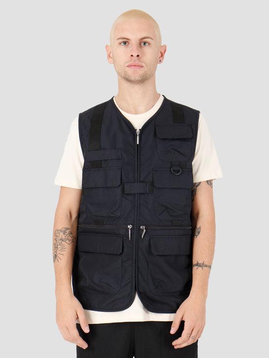 Hi-Tec Denzer Utility Vest Black A9HAM056