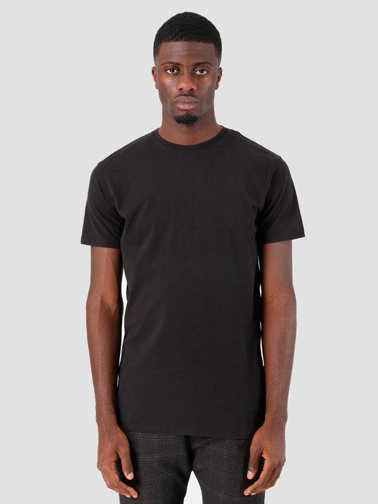 Kronstadt Basic T-Shirt Black KS2797