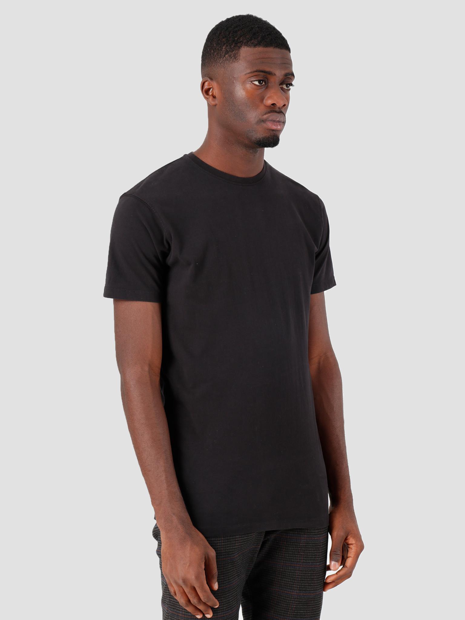 Kronstadt Kronstadt Basic T-Shirt Black KS2797