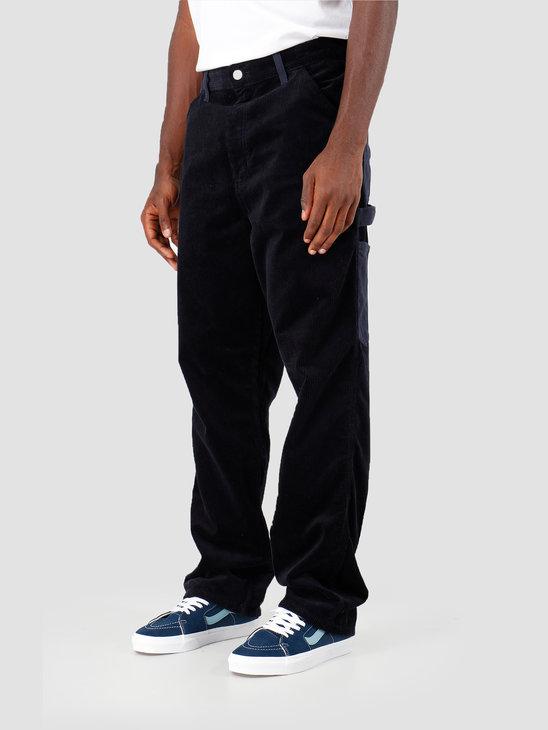 Carhartt WIP Single Knee Pant Dark Navy I027211