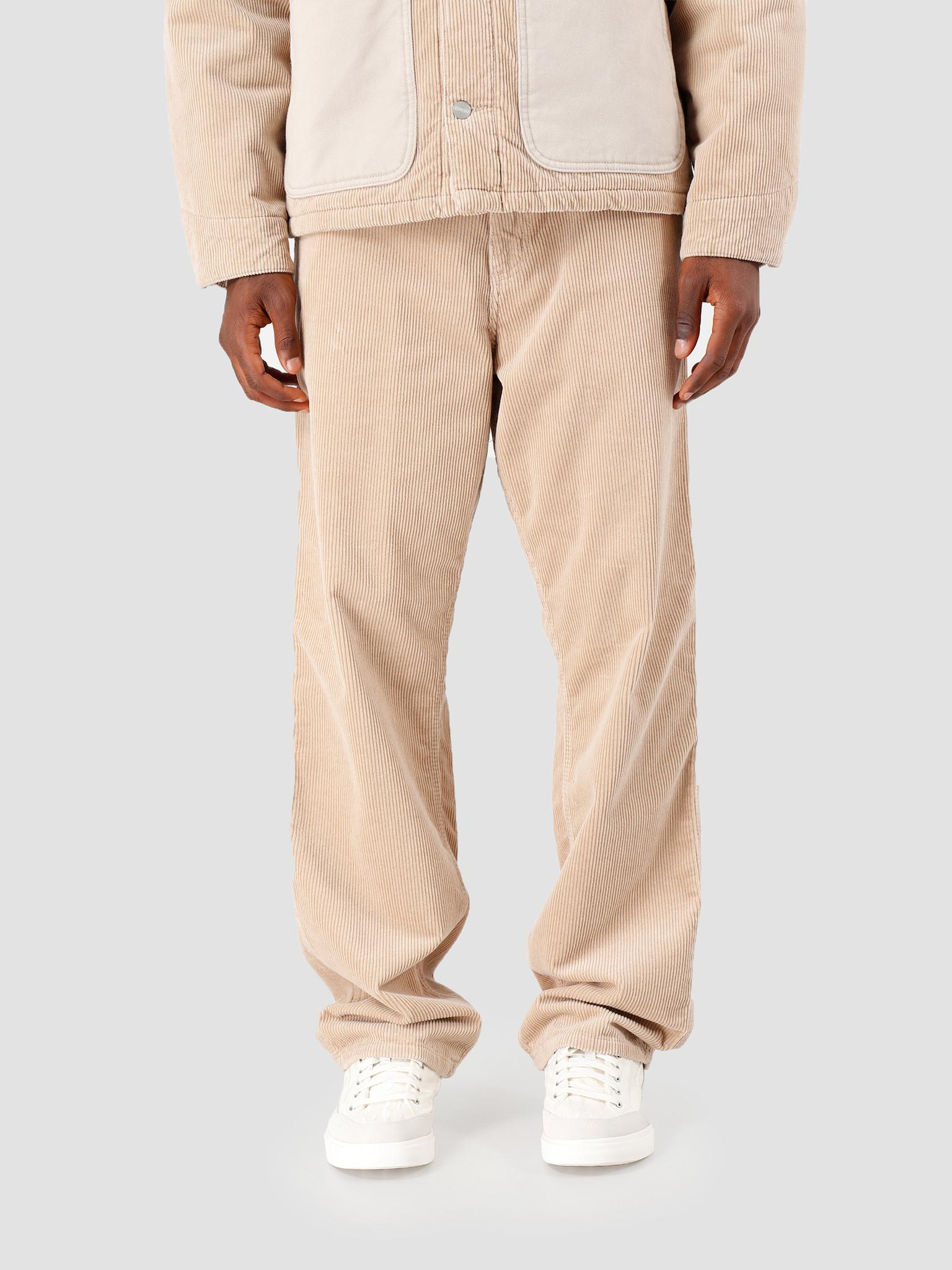 Carhartt WIP Carhartt WIP Single Knee Pant Wall I027211